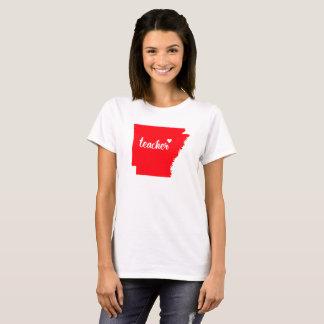 T-shirt de professeur de l'Arkansas