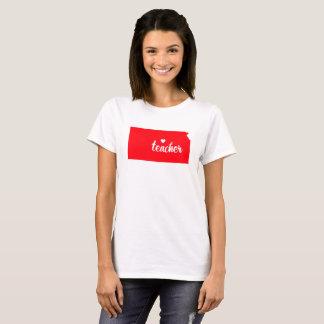T-shirt de professeur du Kansas