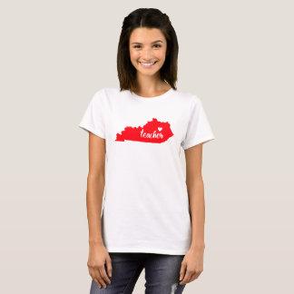 T-shirt de professeur du Kentucky