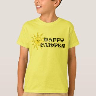T-shirt de profondément satisfait de soleil