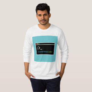 T-shirt de programmeur ou de codeur lié au