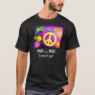 T-shirt de Psychodelic de baby boomer