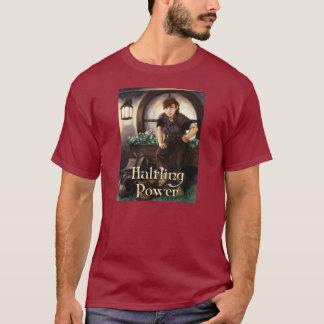 T-shirt de puissance de Halfling