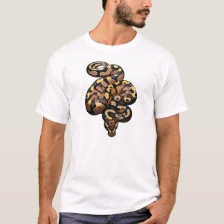 T-shirt de python de boule
