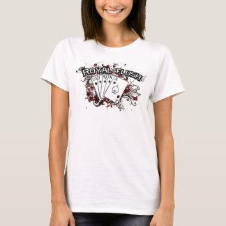 T-shirt de quinte royale