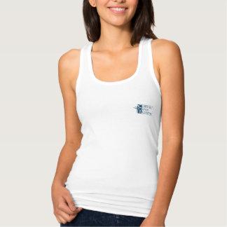 T-shirt de Racerback des femmes