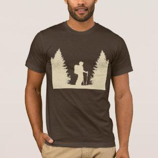 T-shirt de randonneur