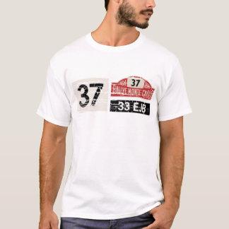 T-shirt de rassemblement de Monte Carlo