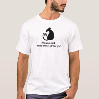 T-shirt de rat d'amant de rat