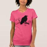 T-shirt de Raven de corneille