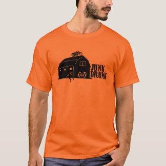 T-shirt de récolteuses bu par ordure