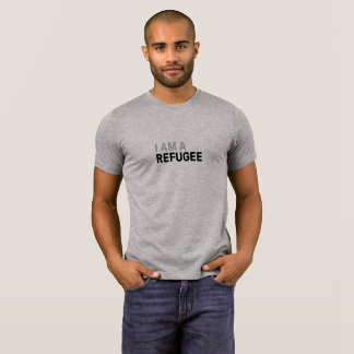 T-shirt de réfugié, hommes