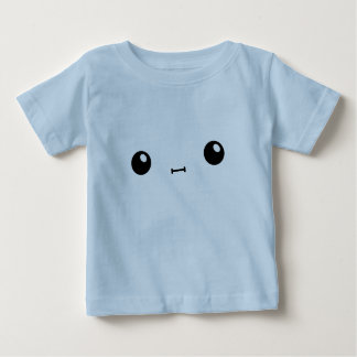 T-shirt de regard de la stupéfaction du bébé