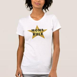 T-shirt de règle de mamans