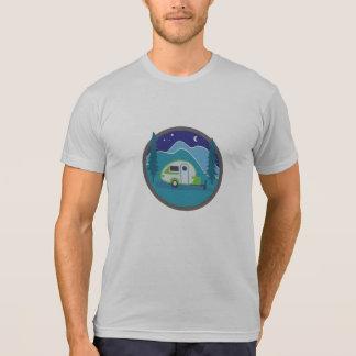 T-shirt de remorque d'étiquette