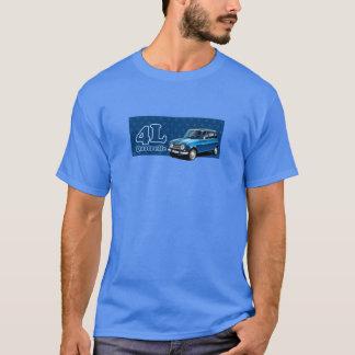 T-shirt de Renault 4L Quatrelle