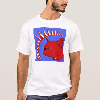 T-shirt de repli de Président