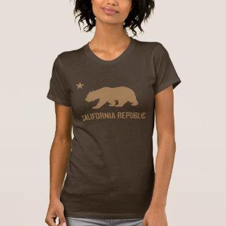 T-shirt de République de la Californie