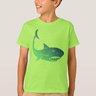 T-shirt de requin