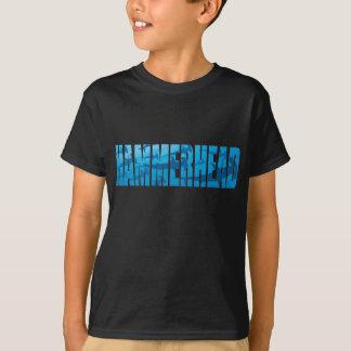 T-shirt de requin de poisson-marteau