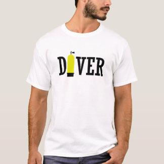 T-shirt de réservoir de plongeur autonome