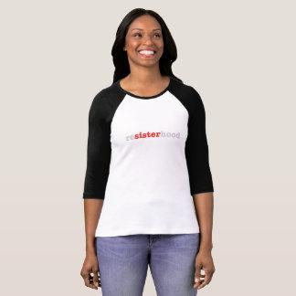 T-shirt de Resisterhood