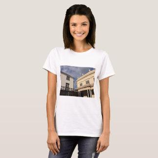 T-shirt de ressort