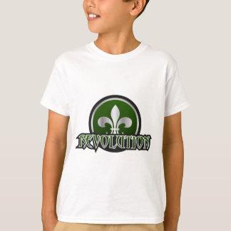 T-shirt de révolution
