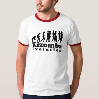 T-shirt de révolution de Kizomba