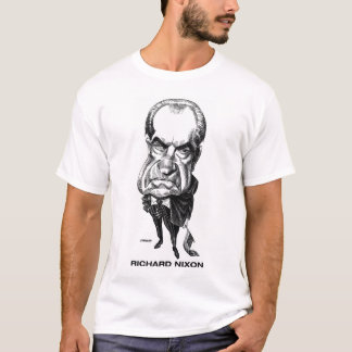 T-shirt de Richard Nixon