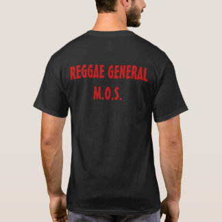 T-shirt de Riddim Roots Radio Men's de reggae du