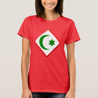 T-shirt de Rif pour des filles