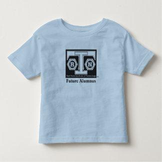 T-shirt de RNIT - future ancienne élève
