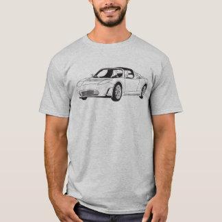 T-shirt de roadster de Tesla