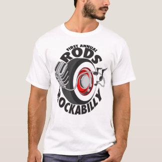 T-shirt de rockabilly de Rods n