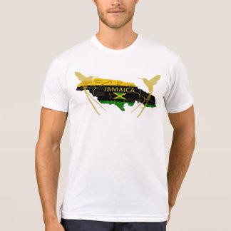 T-shirt de ronflement d'or de couleurs de