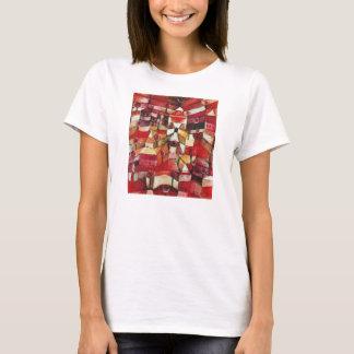 T-shirt de roseraie de Paul Klee