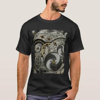 T-shirt de rouages