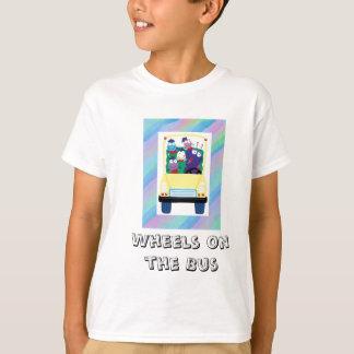T-shirt de Roue-sur-le-Autobus