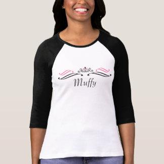 T-shirt de rouleau de diadème de Muffy par