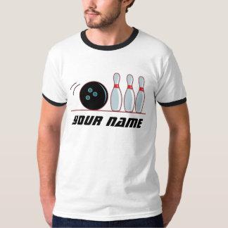 T-shirt de roulement personnalisé