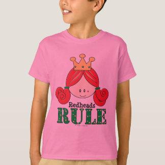 T-shirt de roux de règle de roux