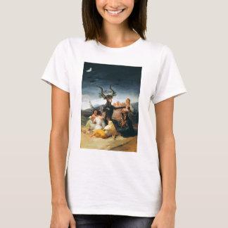 T-shirt de sabbath de Goya