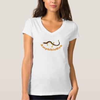 T-shirt de salamandre d'escalade