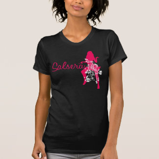 T-shirt de SALSERA avec la conception de fille et