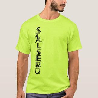 T-shirt de SALSERO avec des couples de danse au