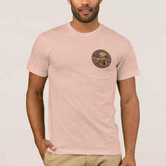 T-shirt de Santa Cruz Guitar Company - logo de