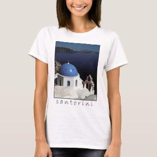 T-shirt de Santorini