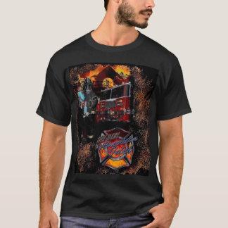 T-shirt de sapeur-pompier