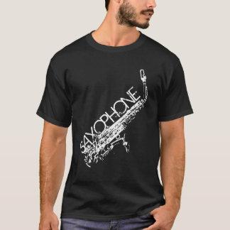T-shirt de saxophone